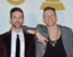 macklemore's 'the heist,' best rap album at 2014 grammy awards